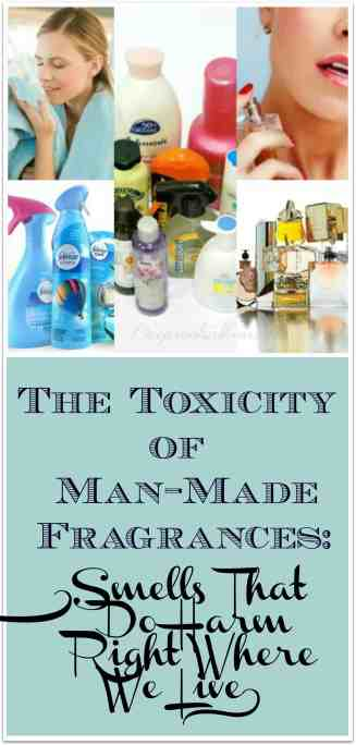 Toxic Man-Made Fragrances: Smells That Do Harm Right Where We Live, making you sick, sickening, personal care, household products, cancer-promoting chemicals, laundry products, long-term disease, puzzle, fragrant oils, essential oils, power to heal, disease, natural, medicinal, plant species, rare, artificial, man-made, cheap to make, corporations, synthetic fragrances, laboratory-made, air fresheners, colognes, perfumes, household cleaning products, candles, imitation fragrances, derivatives of petroleum, coal tar, smells, imitation, unique fragrances, marketing, signature fragrance, brand loyalty, beautiful packaging, toxicity, VOCs, volatile organic compounds, benzene derivatives, aldehydes, ketones, denaturants, causing cancer, birth defects, central nervous system disorders, allergic reactions, research, quick access to the brain, neurotoxic, carcinogenic, chemists, fabric softener sheets, Bounce, Febreze, scented products, narcotic effcts, hormone-like effects, attract opposite sex, dangerous to health, asthma, Is Your Health Being Destroyed by Toxic Fragrances?, John P. Thomas, book, daily exposure, addiction, benzene, dichlorobenzene, solvent, respiratory distress, sudden heart attack, DDt compounds, bleaching agents, poisoning, sense of smell, cripple immune system, researching mom, headache, respiratory congestion, distress, automobile exhaist, factories, Korean spicebush, butterfly bushes, healing, life-giving, plants, environmental illness, Multiple Chemical Sensitivity, (MCS), impaired sense of smell, low-level anesthetics, halothane, enflurane, and methoxyflurane, bonding glue, methyl-methacrylate, hip replacements, hypersensitive, PubMed, detergent aisle, lawn care aisle, sickening,