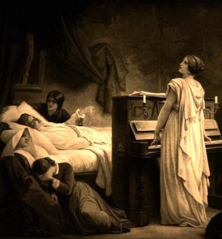 The Death of Chopin