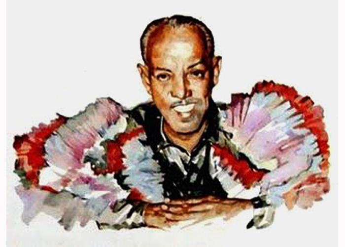 Abelardo Barroso Dargeles (Havana, 21 September 1905-27 September 1972) was the first sonero mayor (lead singer of the son) to be recognized as such by the Cuban public. He was the lead singer of the Sexteto Habanero from 1925, recorded with the Sexteto Boloña in 1926, and joined the Septeto Nacional de Ignacio Piñeiro in 1927. With each of these top bands he made a string of recordings in New York, and for the rest of his life his voice was in demand. In 19291930 he joined the stage variety group Salmerón, with whom he toured Spain. Returning to Cuba in 1931, he joined the Orquesta Ernesto Muñoz. In 1933 he founded the charanga LópezBarroso with Orestes López. He appeared alternately with this band and with the Sexteto Universo, and in 1935 founded the Sexteto Pinin. There followed spells with the bands of Andrés Laferté and Everado Ordaz before, in 1939, he joined the important charanga Maravillas del Siglo and performed on Radio COCO. During the 1940s he worked at the Caberet Sans-Souci until 1948, when he directed and sang for the National Police Band. Finally, set up his own band, Orquesta Sensación, another top-class charanga. They won the Disco de Oro for a recording of En Guantánamo and Arráncame la vida. With La Sensación he appeared in Miami in 1957 and in New York, 1959 and 1960. His career came to an end in 1969 following an operation on his vocal chords that left him unable to sing. Suffering from emphysema, he died in Havana in 1972.