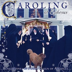 benedictines-caroling