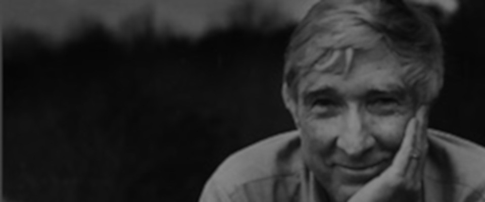 John Updike: his poem resonates because 'it seems attuned to the nature of belief in the modern world'