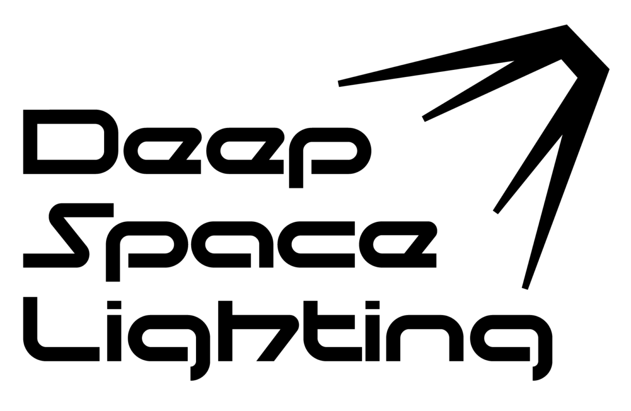 Deep Space Lighting Logo