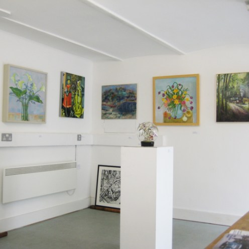 Sail Exhibition - Pop Up Gallery Cirencester
