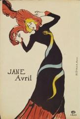 Jane Avril - 1893