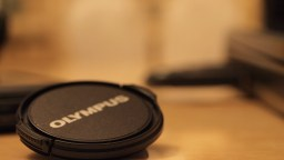 Lens cap in color with what I learned today