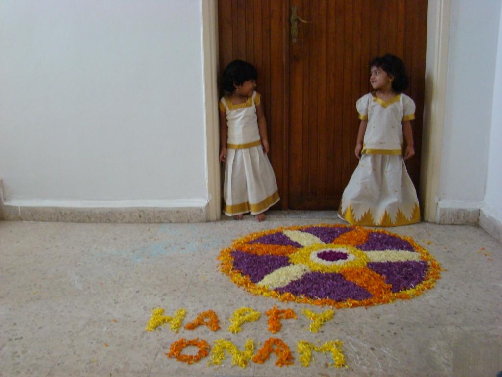 Happy Onam :)