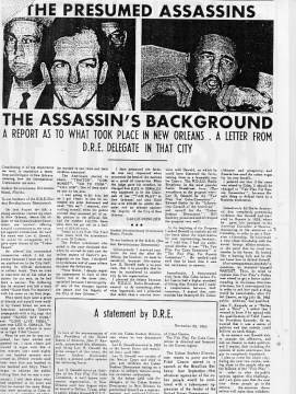 DRE/AMSPELL on JFK