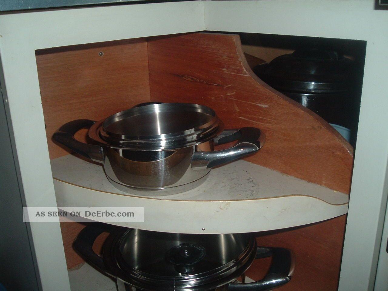 Küche Leicht 50er Jahre Drehkarusell