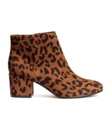 leopard-boots