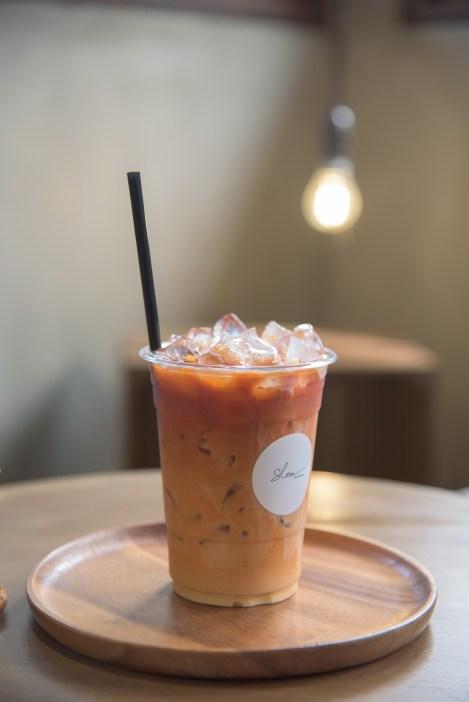 Iced Papa Milk Tea (80bth)