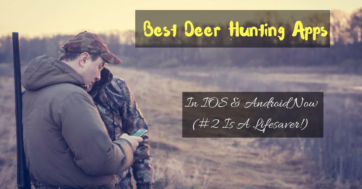 Best Deer Hunting app