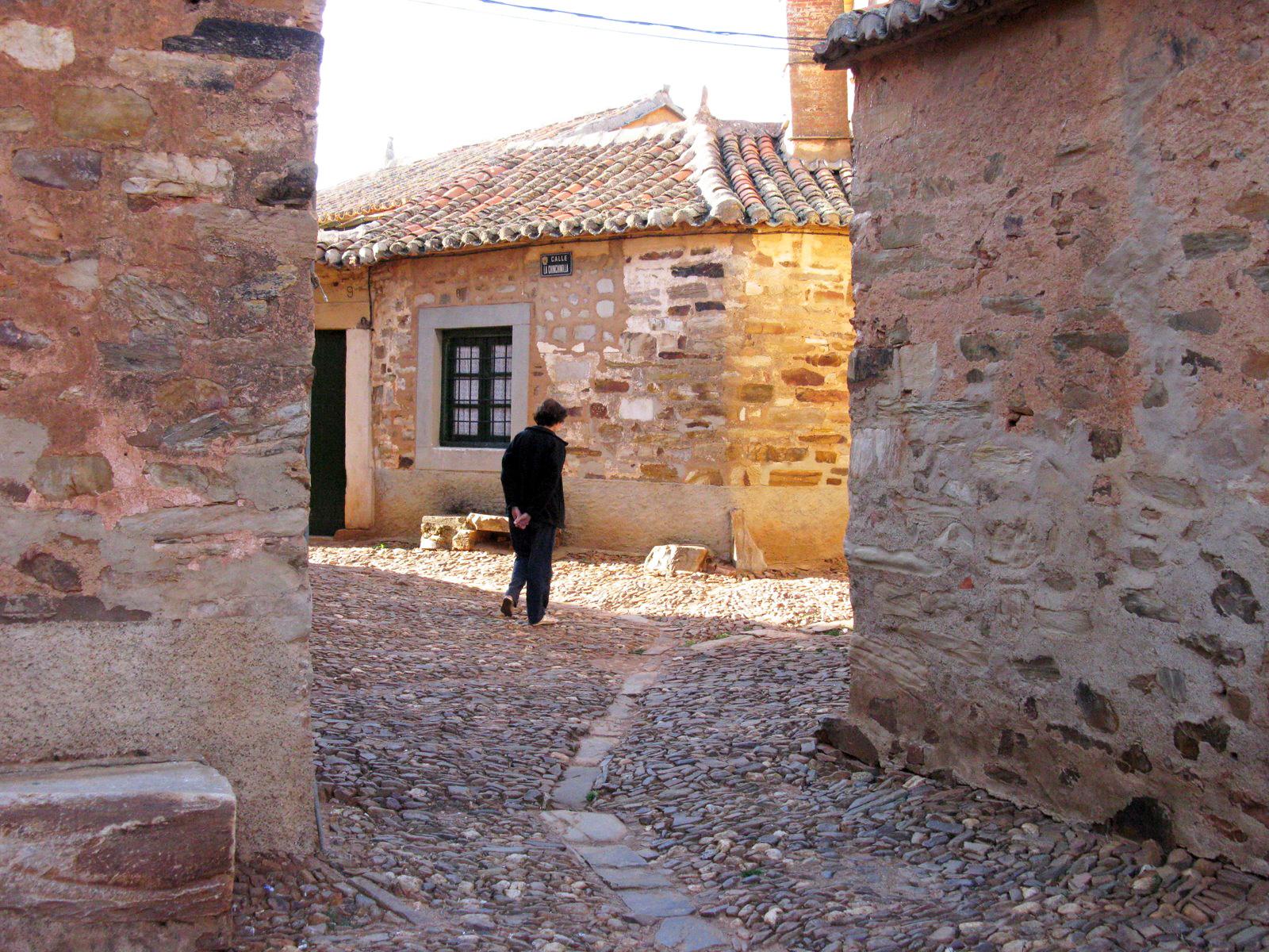 26 September 2008 – Astorgia to Castrillo de los Polvazares