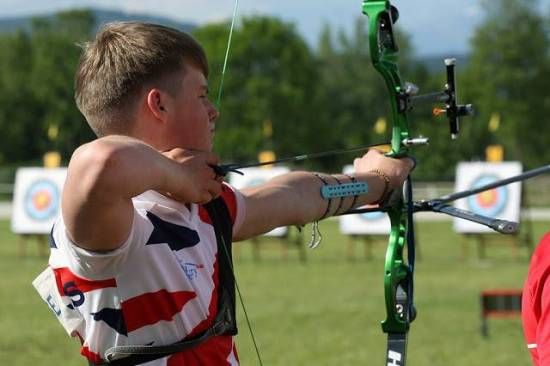 Tom Howse 3013 GB Junior Team Europa Cup