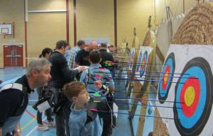 Lots of dates for Club Target Competitions.