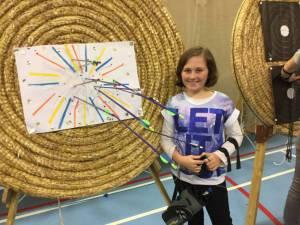 Lara Poster won prize!