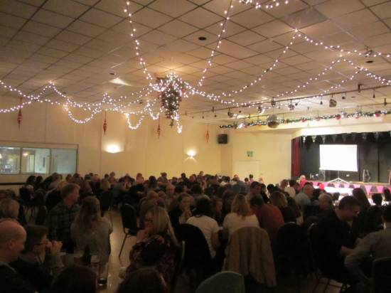 A great venue for our Annual Awards Evening