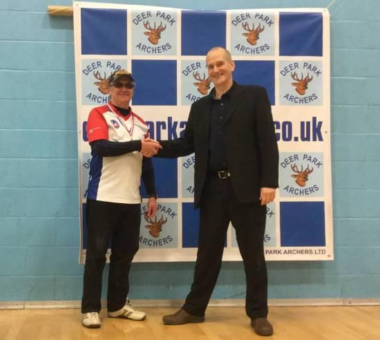 Steve Prowse won the VI Section.