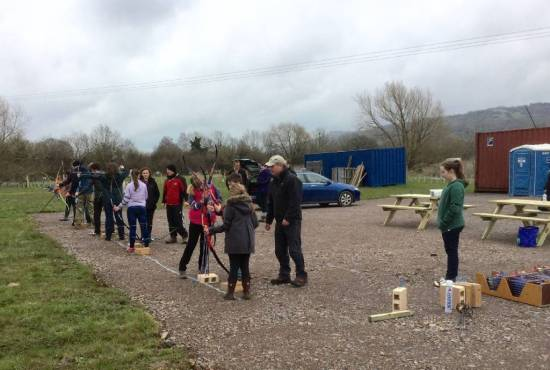 New ground sees the start of a series of Improvers Courses.