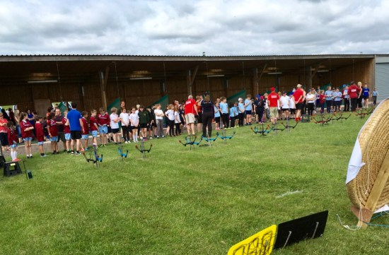 Primary School Games Final 2017 - Hartpury College