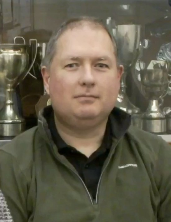 Steve Mason appointed Records & Competition Officer.