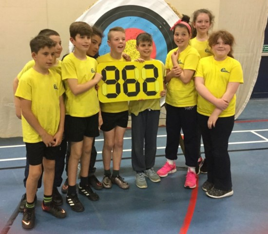 New County Primary School Record - Callawell!