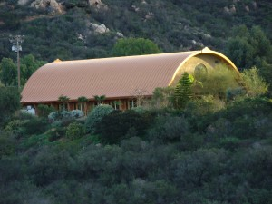 Ocean of Peace Meditation Hall