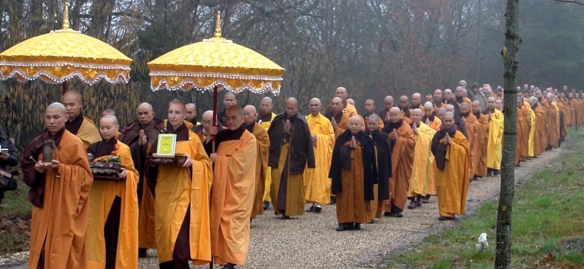 Great Ordination Procession