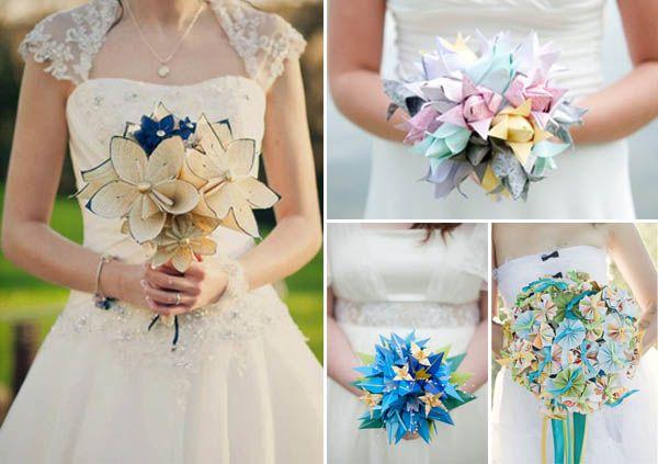 20 Unique DIY Wedding Bouquet Ideas – Part 1