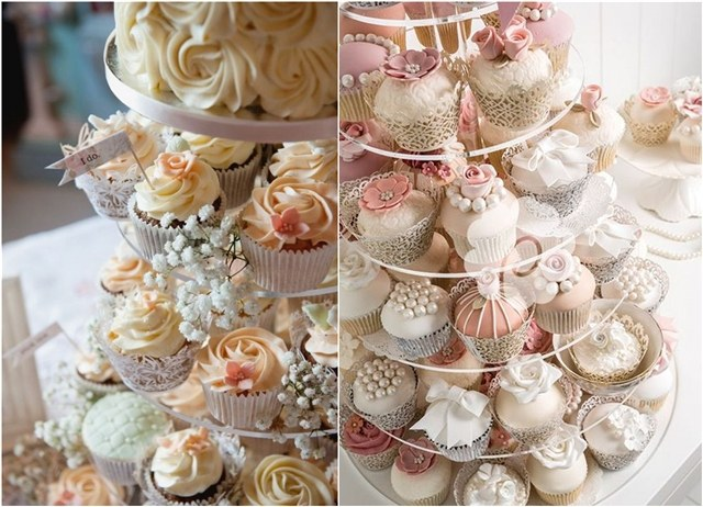 25 Delicious Wedding Cupcakes Ideas We Love