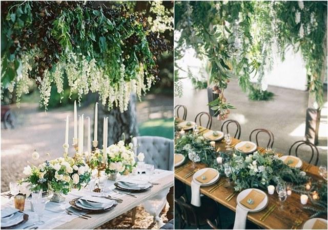 2017 Wedding Trends: 100 Greenery Wedding Decor Ideas