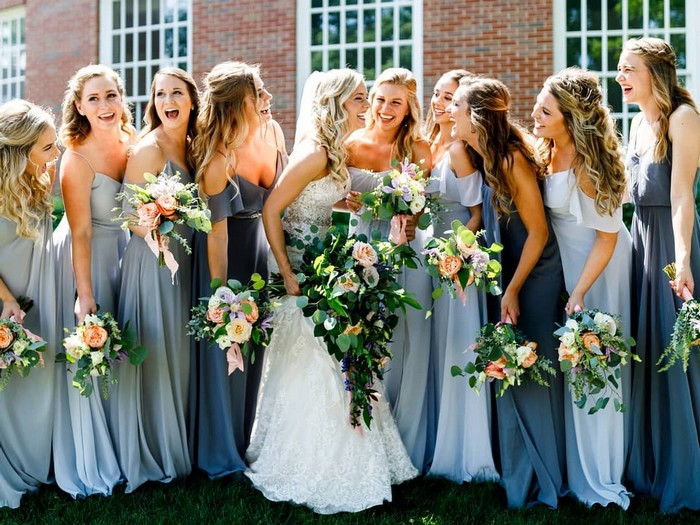 20 Best Shades Of Blue Wedding Color Ideas For 2020