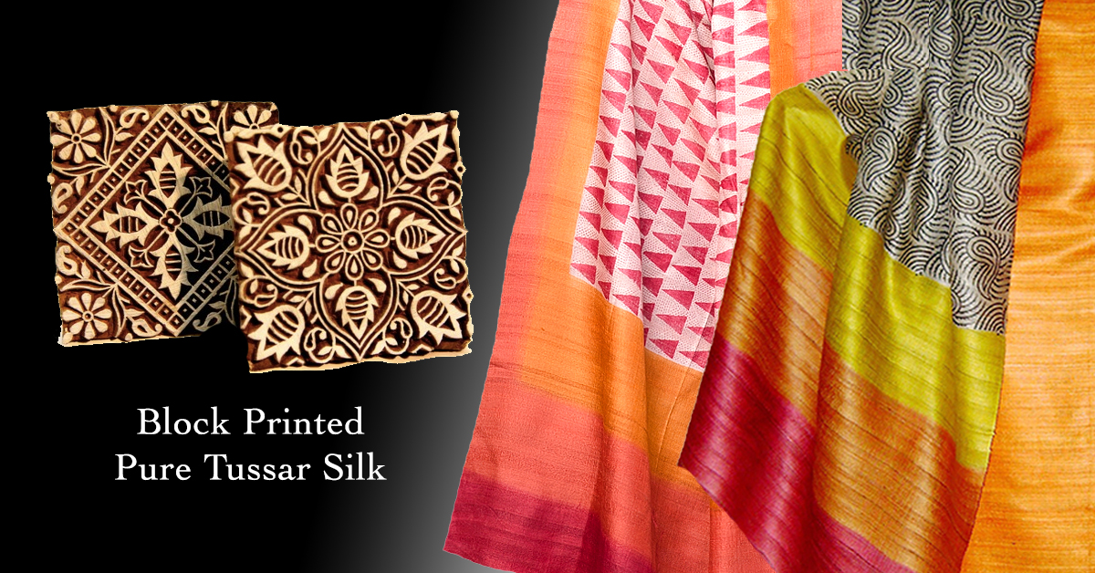Why we take 5-7 Days to ship Tussar Silk Clothes?
