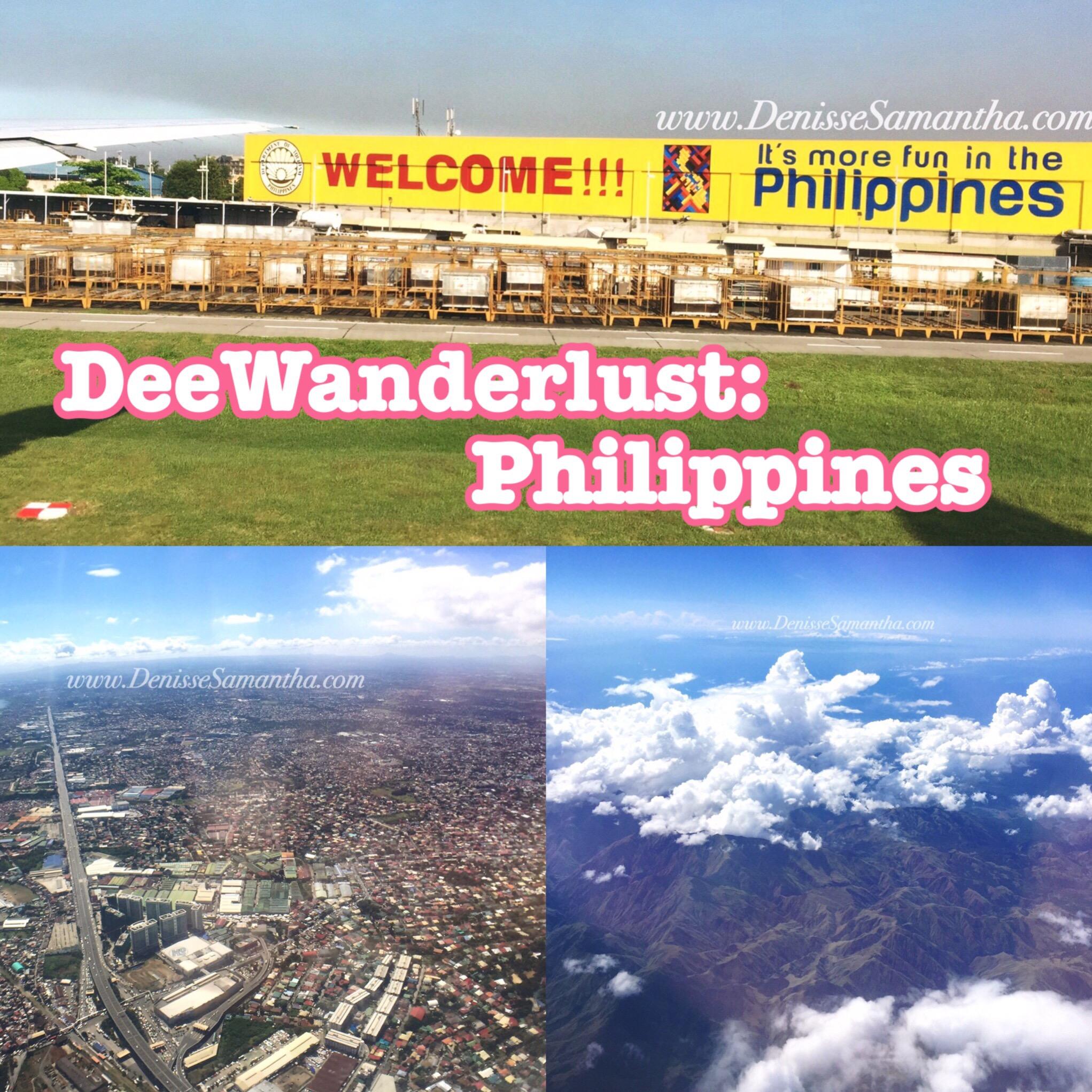 DeeWanderlust: Philippines