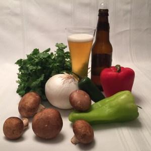 Chili ingredients-veggies