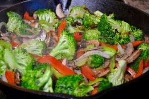 Veggies for Stir Fry
