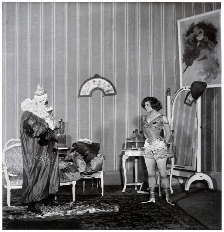 Polaire dans Le Friquet – Octobre 1904
