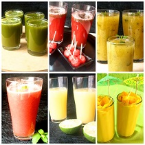 healthy juices without added sugar