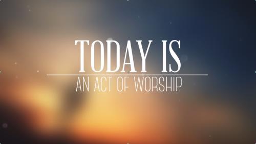 I Worship You