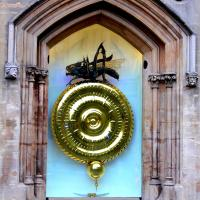 The 'time-eater' of Cambridge