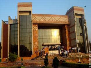 My alma mater, IIM-C