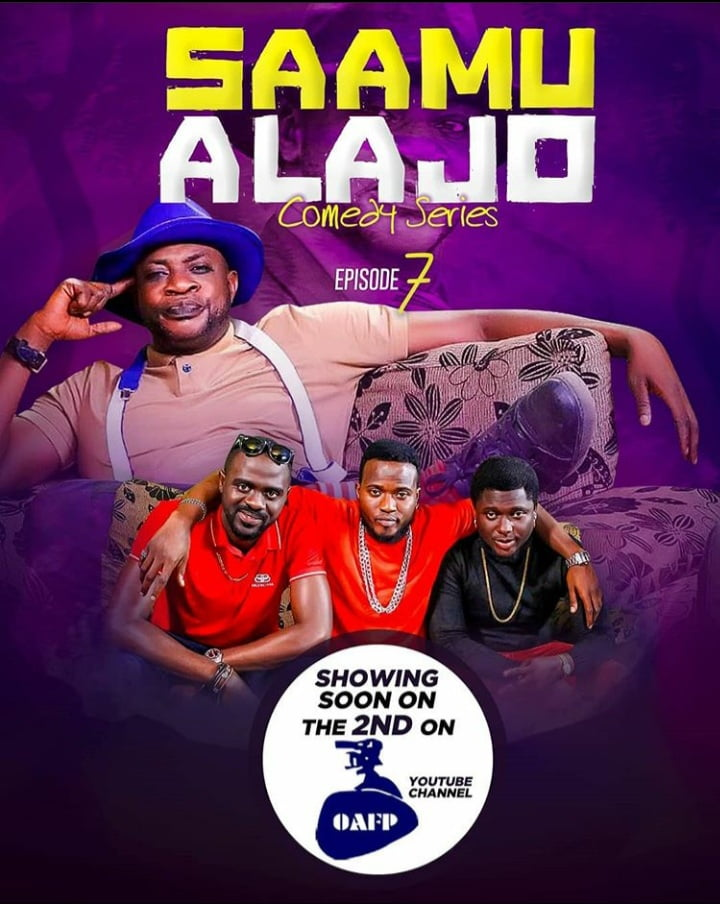 MOVIE: SAAMU ALAJO Episode 7
