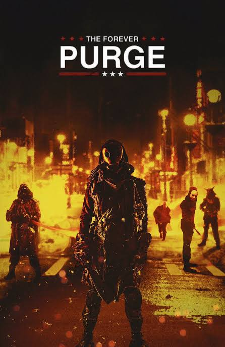 The Forever Purge (2021) WEB-DL 480p & 720p HDRip