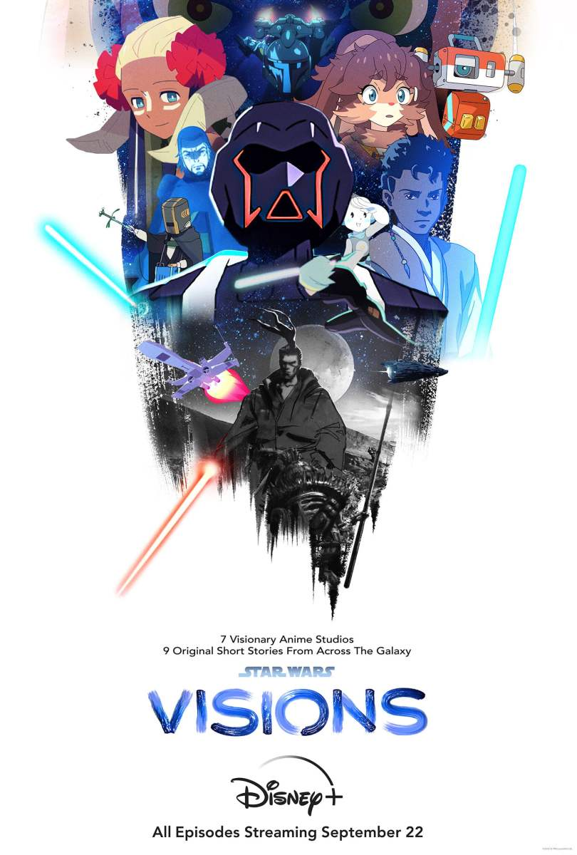 Star Wars: Visions (2021) Complete S01 Dual Audio 480p & 720p