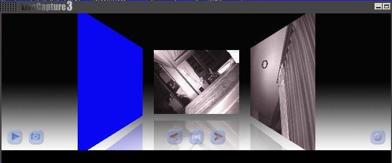 LiveCapture3でWANSCAM JW0004のカメラを追加して動体検知録画