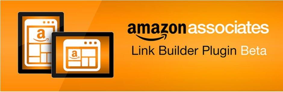Amazon Associates Link Builder プラグインでアソシエイトリンクを出す