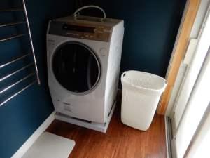 乾燥機能付き洗濯機
