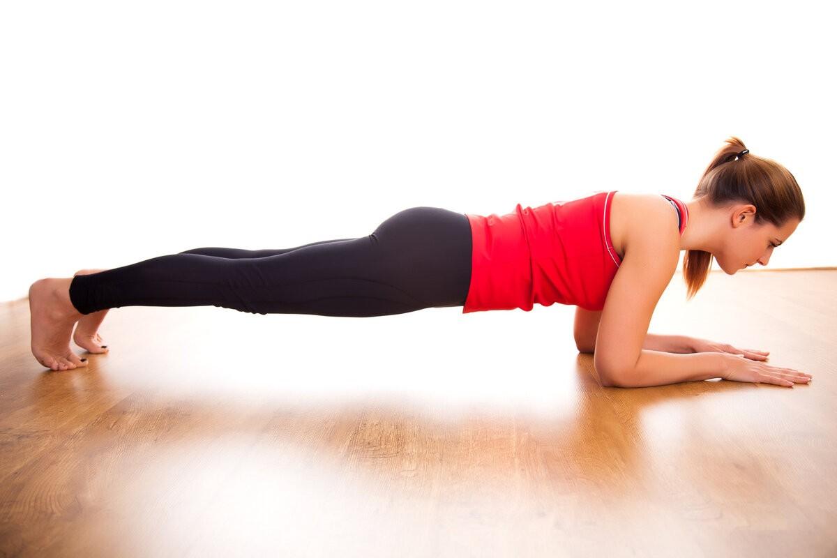 Польза и вред упражнения планка для женщин и мужчин