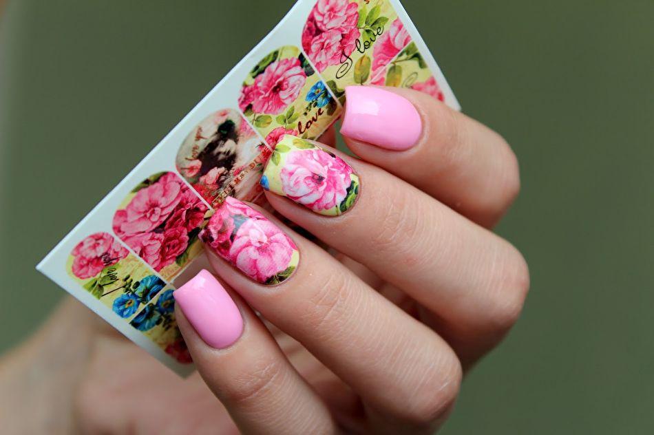 сочетание как сделать фотодизайн ногтей когда