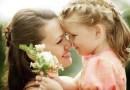Стихи в подарок маме на 8 Марта или День рождения