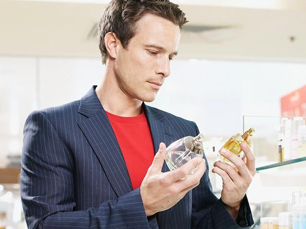 парфюмированная вода для мужчин